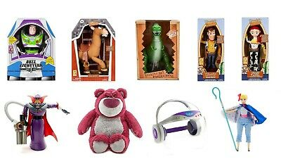 New Disney Store Pixar Toy Story Characters Talking Figures Toys Dolls 3+