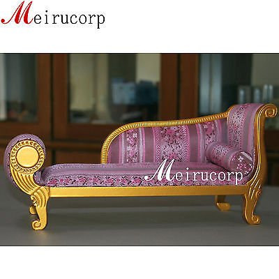 1:6 scale furniture high quality Grand Purple Royal bed for AZONE/Jerryberry/Bly