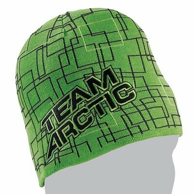 Arctic Cat Men's Team Arctic Squares Beanie/Hat 5259-861