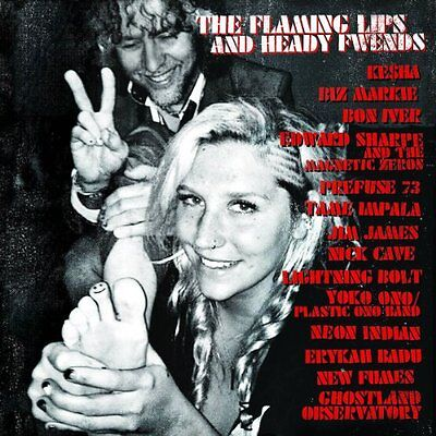 The Flaming Lips - The Flaming Lips and Heady Fwends [CD]