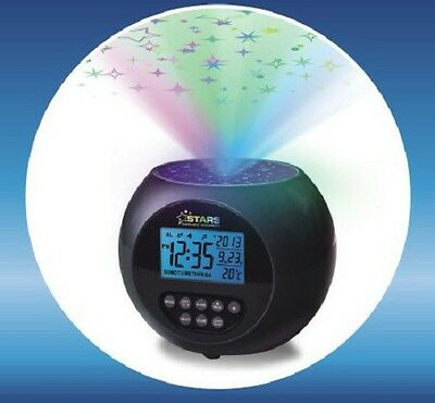 Nature  Sounds Star Projector Brand New