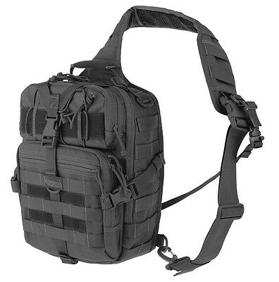 New Authentic Maxpedition Nyln Malaga Gearslinger With Shoulder Strap 0423B