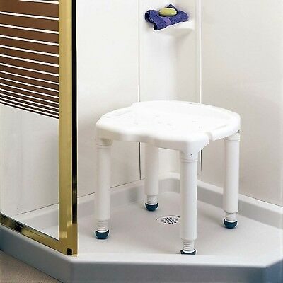 Backless Bathtub Bench 400 Lbs Adjustable Chair Universal Bath Tub Shower Stool