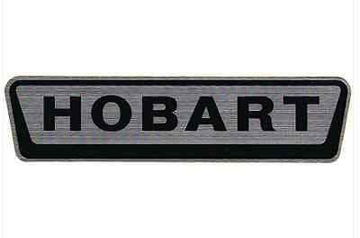 Hobart Label (Large) - Flat Vinyl - OER