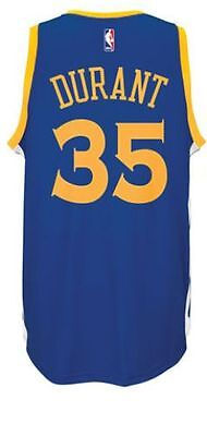 Canotta/jersey Collezione-Basket Nba-Golden State Warriors-Kevin Durant #35-Blu
