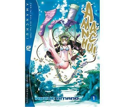 AMANCHU! 1 2 3 4 5 6 7 8 9 COMPLETA - MANGA GP Publishing J-POP - NUOVO