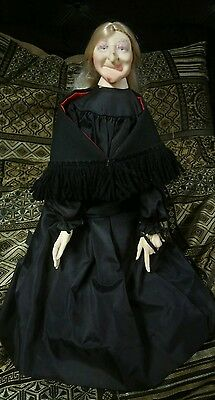 "Vintage Effanbee Faith Wick 18"" Witch Doll. 1981"