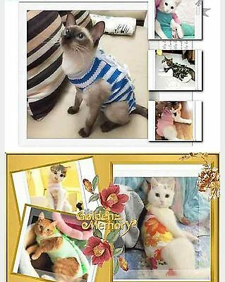 Surgery clothing especially for Cat or small Dogs! Best Quality!