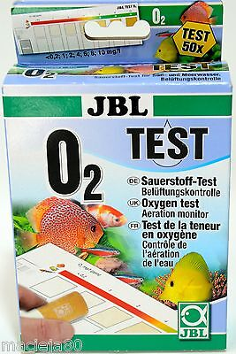 JBL O2 Oxygen test Aeration monitor