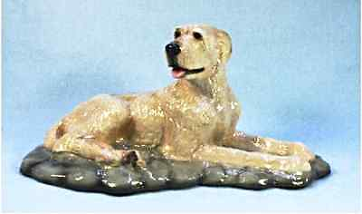 Ron Hevener Irish Wolfhound Figurine