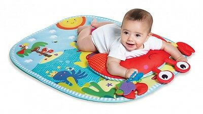 New Tiny Love Tummy Time Under The Sea Activity Gyms Play Mats