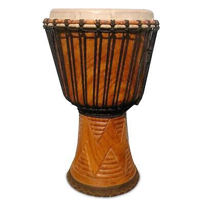Traditional African Guinea Djembe 13""