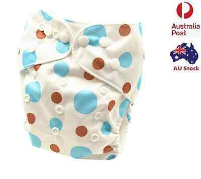 New Modern Cloth Nappies Baby MCN Nappy Reusable Waterproof-Outer-Layer (D126)