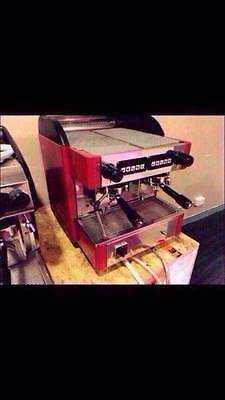 Very Cheap Used Compact 2 Group Commercial Coffee Machine