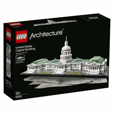 LEGO Architecture 21030 Capitol Building Das Kapitol Washington DC USA