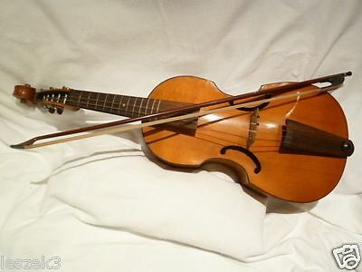 Private COLLECTION to SELL - 18: Older German VIOLA da GAMBA  by *H.MOECK 1958*
