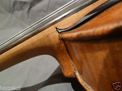 Private COLLECTION to SELL - 22: Very old VIOLIN - GEIGE with original NECK
