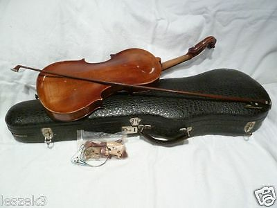 Private COLLECTION to SELL - 40: VIOLIN - GEIGE with BOW - for repair  !!!