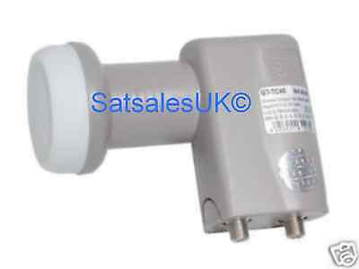 High Quality Super Low Noise Twin Lnb, From Importer