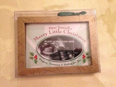 NEW The Grandparent Gift Co. Ultrasound Christmas Ornament