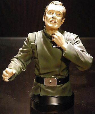 Gentle Giant Star Wars Admiral Motti Vader Choking Mini Bust 2012 Exclusive