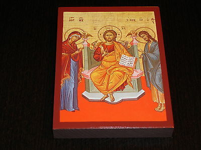 Deesis Icon Jesus Christ Mary John Icon Icon Icons Icon Icon ИКОНА