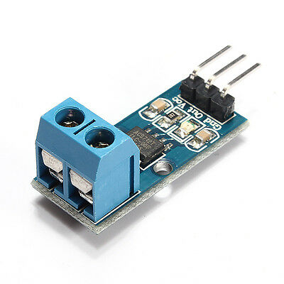 UK ACS712 5A Range Current Sensor Module For Arduino PIC T1