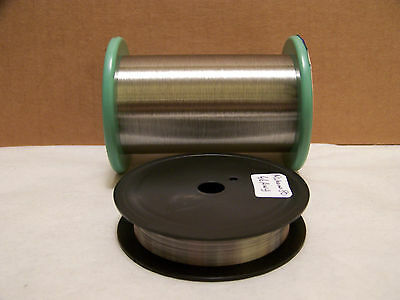 Resistance heating wire  Nichrome  46 awg 150 ft