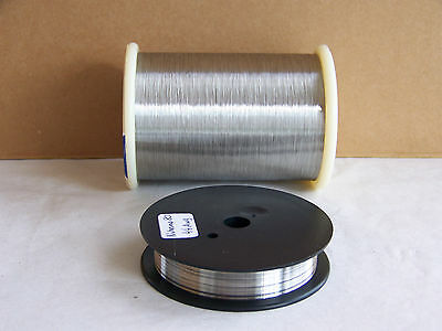 Resistance heating wire  Nichrome  44 awg 150 ft