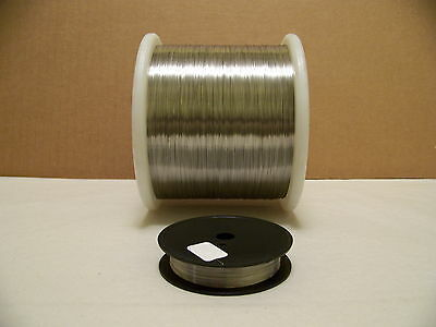 Resistance heating wire Nichrome  30 awg 100 ft