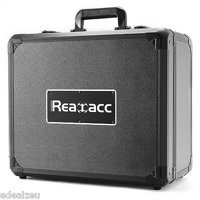 Realacc Aluminum Suitcase For Yuneec Typhoon Quadcopter Q500 Rc