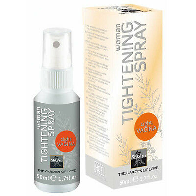 NEW SHIATSU TIGHTENING SPRAY 50ml | Women's Sexual Enhancer