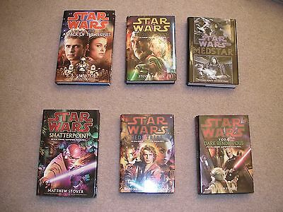 REDUCED Star Wars:  Books from the Clone Wars (HC/HB) Exceptionally Rare Medstar