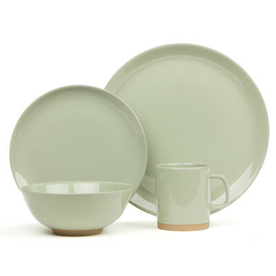 NEW Royal Doulton Barber & Osgerby Olio Duck Green Set 16pce