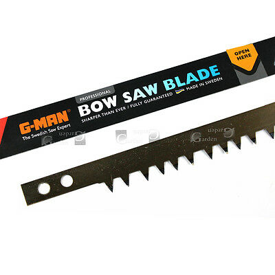 "A G-MAN G10H Sweden bow saw blade (12""300mm/21""530mm)"