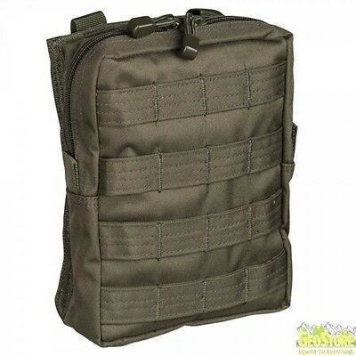 Tactical Pouch LG Mil-Tec Verde Oliva