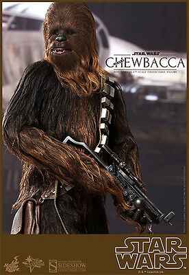 Star Wars A New Hope Chewbacca 1/6 Scale Action Figure Hot Toys
