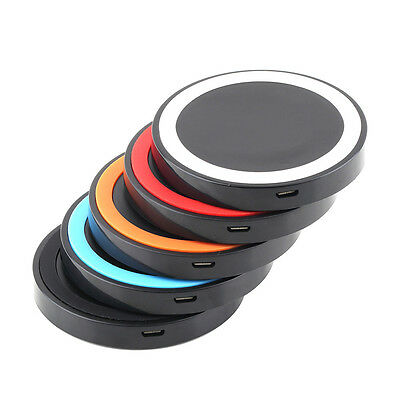 Universal Qi Wireless Power Charging Charger Pad For Mobile Phone SmartPhone DB