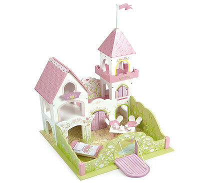 Le Toy Van Wooden Fairybelle Palace dolls house TV641