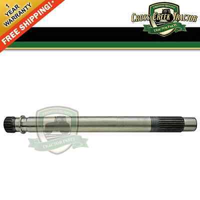 C5NN7017A NEW Ford Tractor Input Drive Shaft, Hollow 5000, 5100, 7000, 7100 +