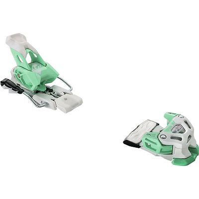 Tyrolia AAAttack 12 Ski Binding Solid White/Mint One Size