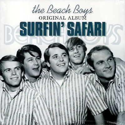 THE BEACH BOYS Surfin' Safari 180G Vinyl LP