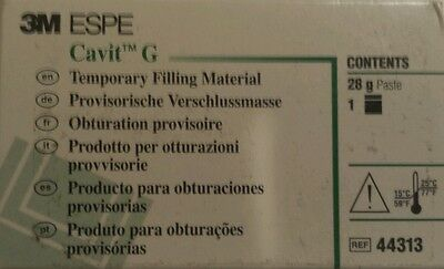 Cavit G Temporary Filling Material 28g Dental 3M ESPE