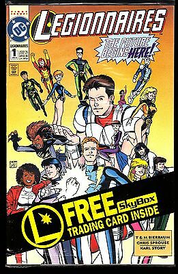 LEGIONNAIRES #1 * Polybag with free Skybox card!