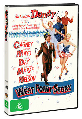 The West Point Story (James Cagney, Doris Day) DVD R4