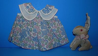 Original 1930s Effanbee Patsy DRESS Mint and Unused!  DRESS ONLY!