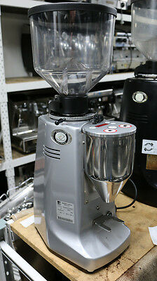Second Hand Mazzer Major Electronic Silver 2012 Commercial Coffee Bean Grinder