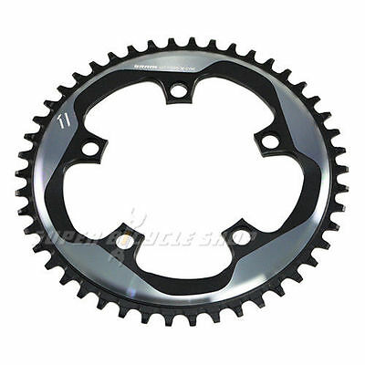 SRAM FORCE CX1 CycloCross X-Sync Chainring 46T, 1x11 Velocidad, BCD 110mm