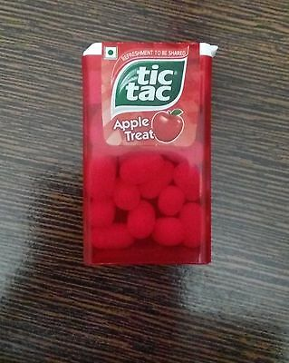Pack of 12 TIC TAC Apple treat 10.2g LIMITED EDITION FREE SHIPPING