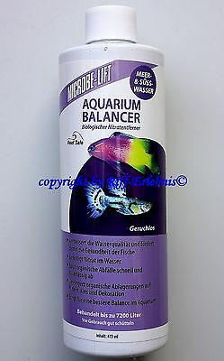 Bacterial Aquarium Balancer 473ml Microbe-Lift Süß- u. Meerwasser 39,96€/L